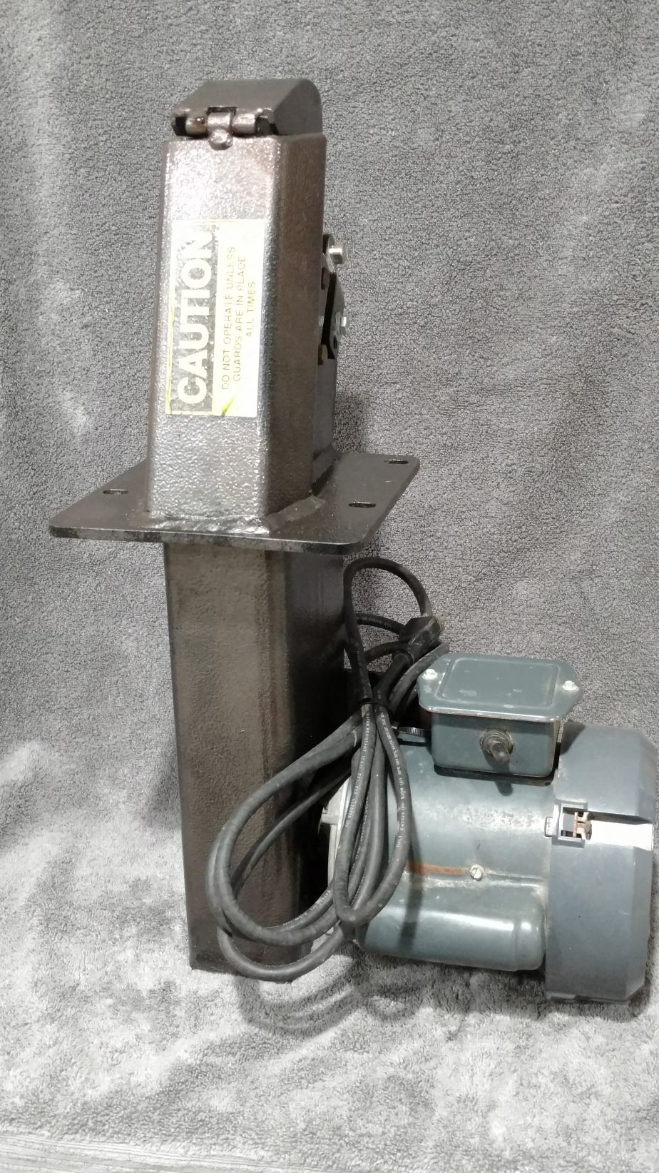 used fleshing machine