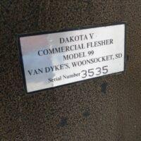 Used Dakota V Flesher