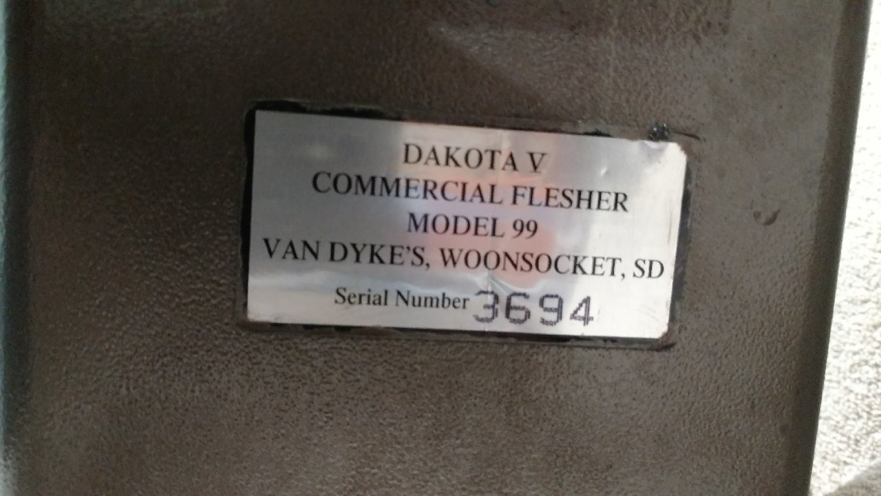 Used Dakota V Flesher